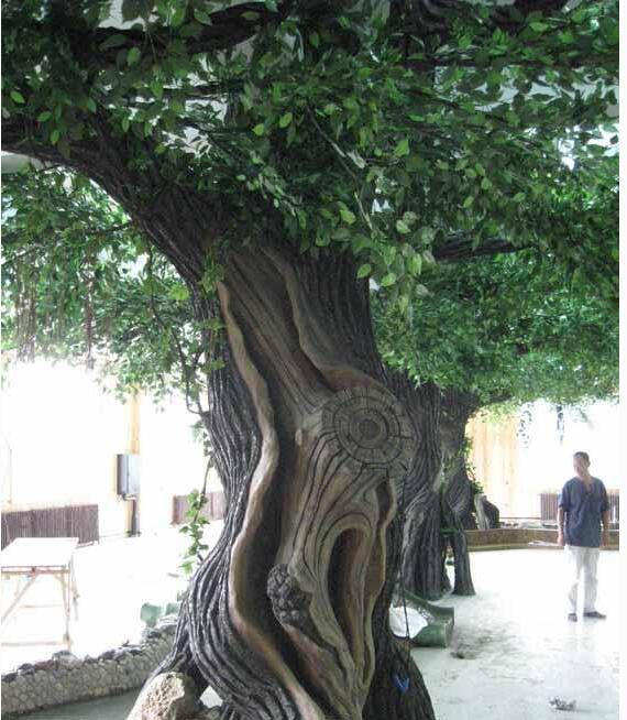 仿真假树设计