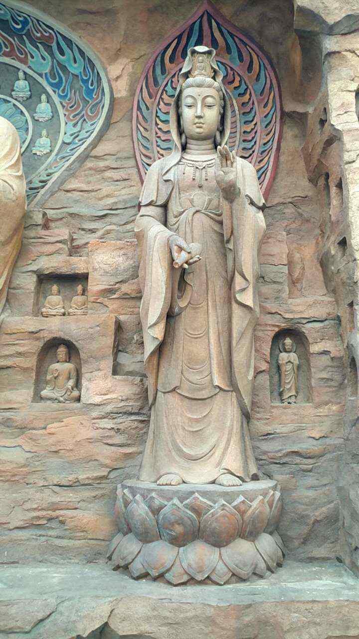 假山摩崖石刻设计