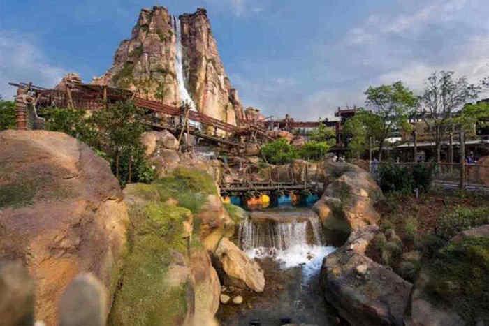 上海迪士尼探险岛