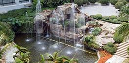 山水自然景观设计