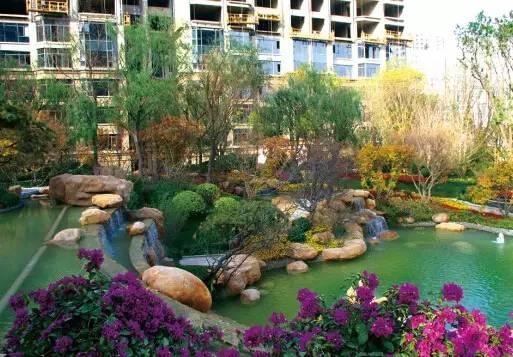 景觀雕塑,景觀樹,景觀水池,景觀石頭,假山設計,假山制作,室內假山