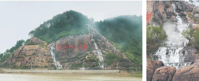 假山瀑布设计