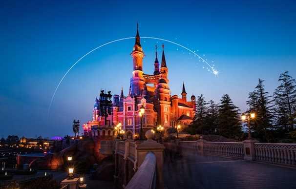 上海迪士尼乐园探险岛