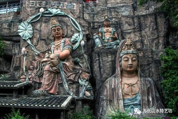 雕塑文化艺术设计